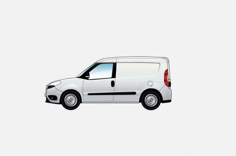 Fiat Professional Doblò Cargo Basis BLACK