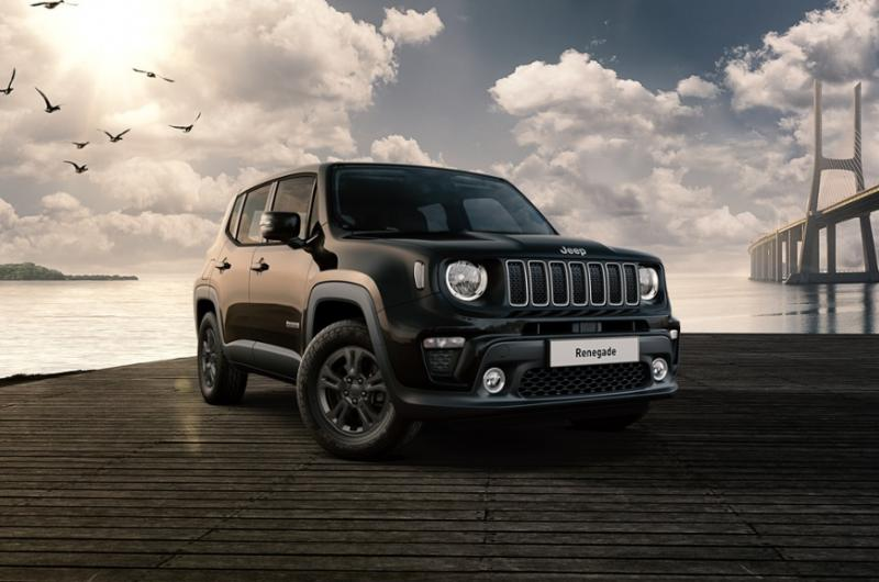 Jeep Renegade Longitude Jet Set Blue